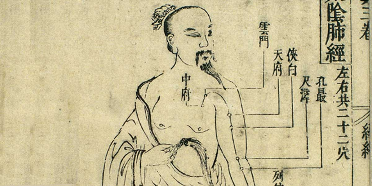 The history of acupuncture stems back thousands of years